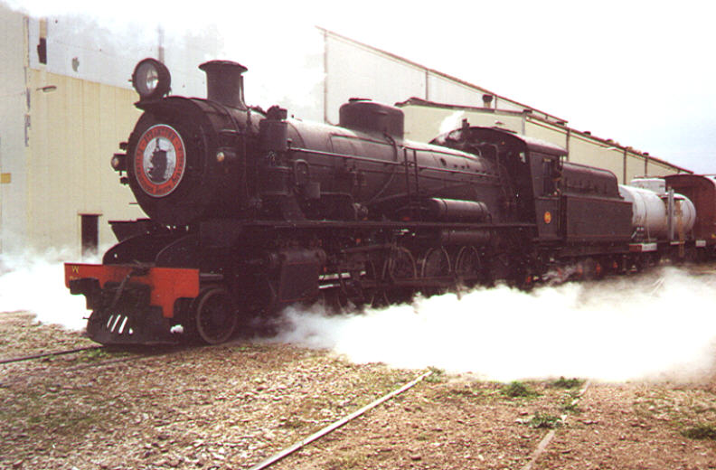 "фото ""Steam Engine W901 Narrow Gauge"" метки: репортаж,"
