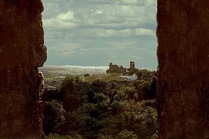 "фото """" Dark clouds.."""" метки: путешествия, пейзаж, Европа, лес"