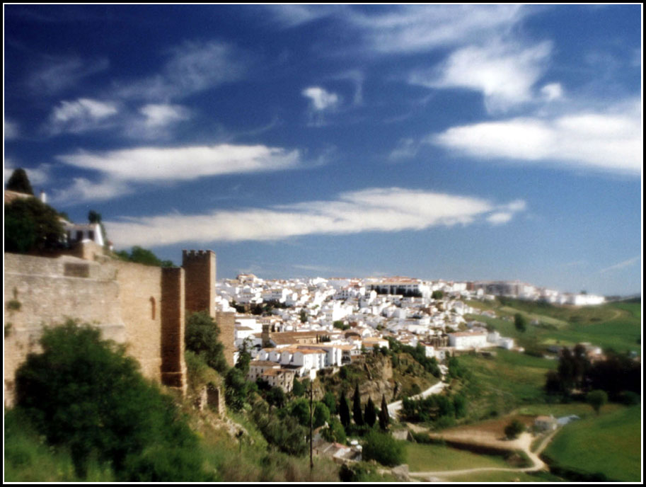 """фото """"Рондо, Испания"""" метки: архитектура, путешествия, пейзаж, Европа"""