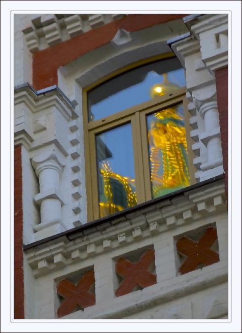 """фото """"Отражение"""" метки: путешествия, архитектура, пейзаж, Европа"""
