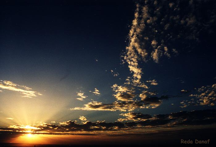 "фото ""Another sunset"" метки: пейзаж, природа, закат"