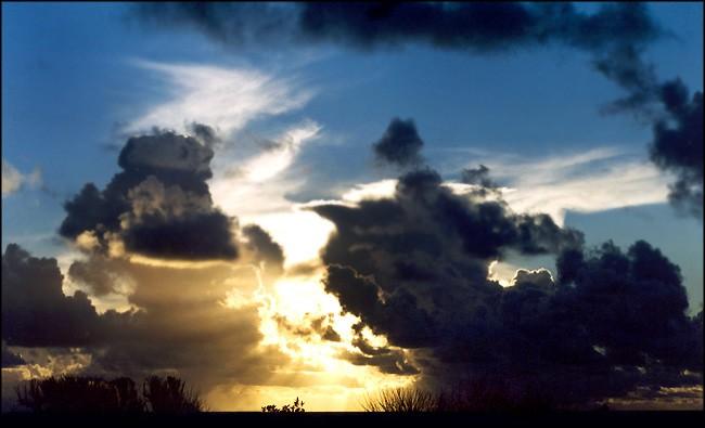"""фото """"Beautiful Sky"""" метки: пейзаж, облака"""