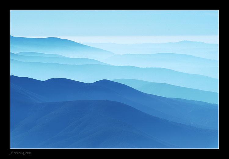 """фото """"Waves of Hills"""" метки: пейзаж, горы"""