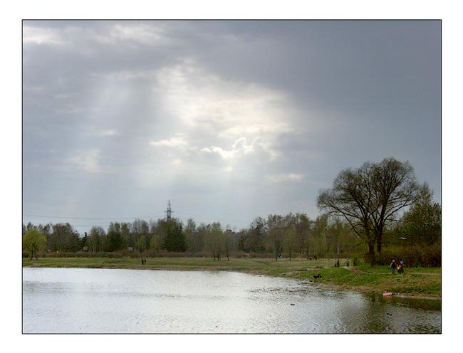 """фото """"* * *"""" метки: пейзаж, лето, облака"""