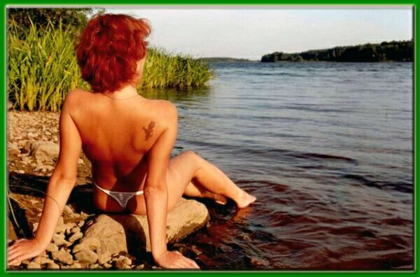 "фото ""В раздумье ..."" метки: ню, пейзаж, вода"