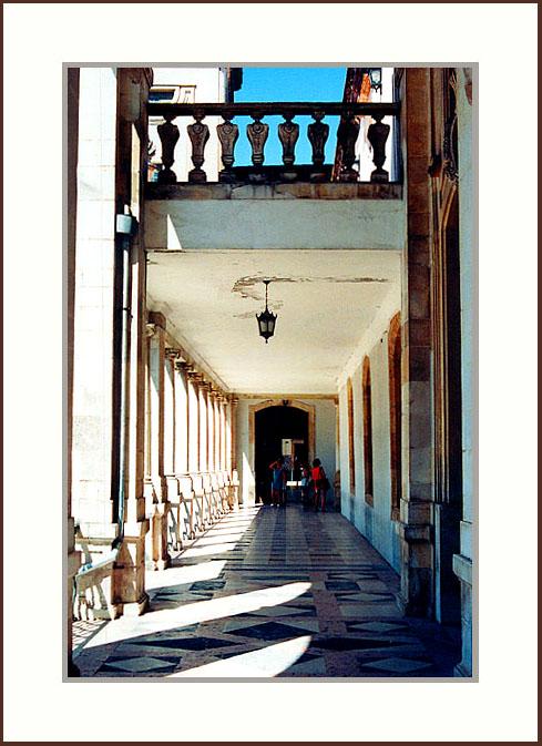 "фото ""Coimbra-The University"" метки: путешествия, архитектура, пейзаж, Европа"