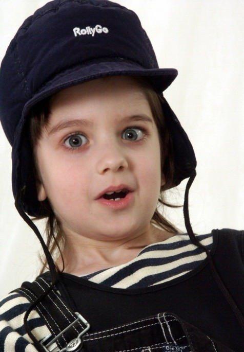 "фото ""Да, Удивили!"" метки: портрет, жанр, дети"