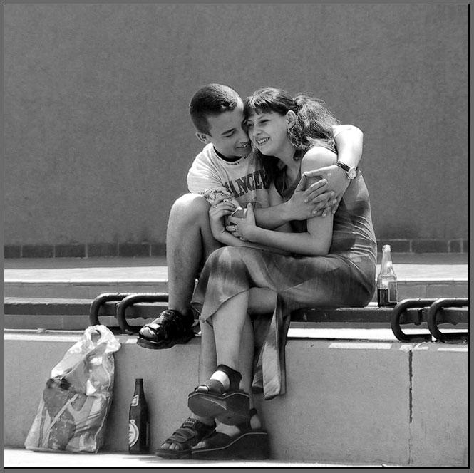 "фото ""Молодежь"" метки: жанр, черно-белые,"