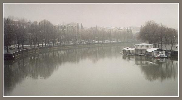 "фото ""пасмурное утро..."" метки: архитектура, пейзаж,"