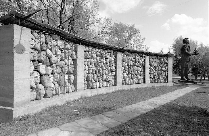 """фото """"Исторический этюд"""" метки: черно-белые, путешествия, Европа"""