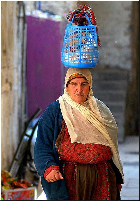 "photo ""The Arabian Woman"" tags: portrait, genre, woman"