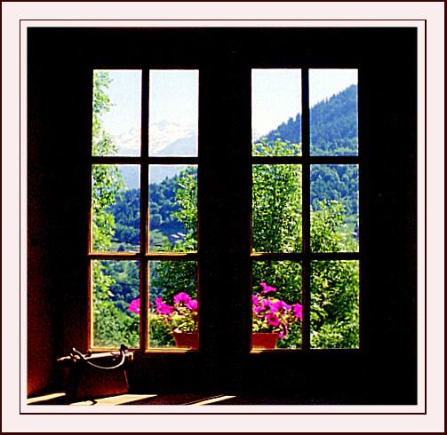 "фото ""[A look at mountains - Alpes]"" метки: путешествия, пейзаж, Европа, горы"