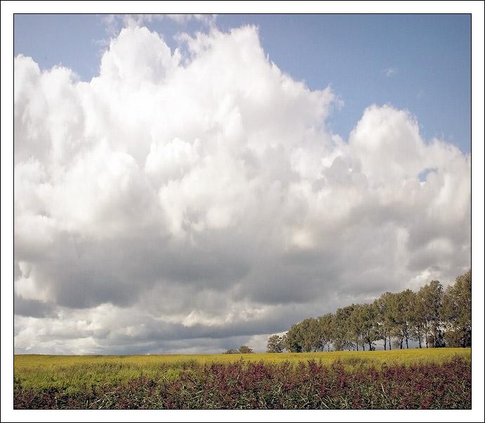 """фото """"Просторы"""" метки: пейзаж, облака"""