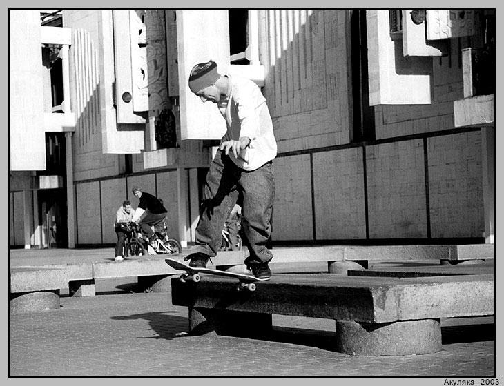 "фото ""Tobias Albert (bs tailslide)"" метки: спорт, черно-белые,"