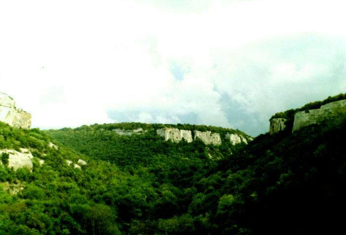 "фото ""Бахчисарай"" метки: пейзаж, горы, лето"