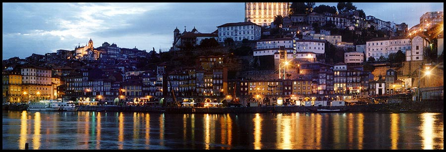 "фото ""Porto Panorama"" метки: архитектура, путешествия, пейзаж, Европа"