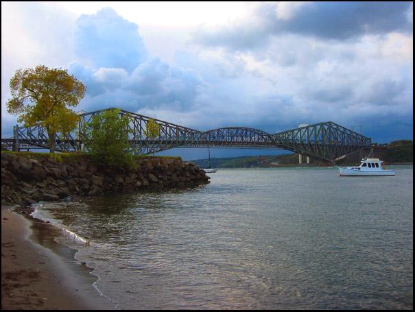 """фото """"Quebec city Marina"""" метки: пейзаж,"""