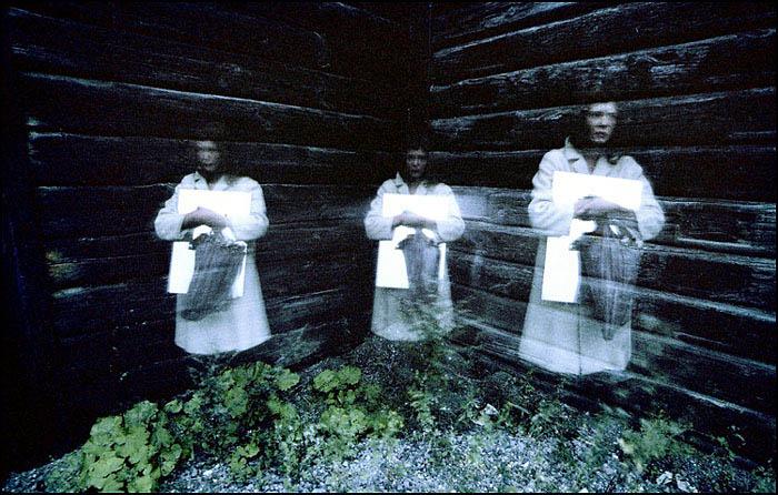 """фото """"Ghost"""" метки: портрет, разное, женщина"""