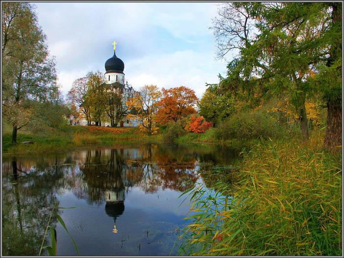 """фото """"Осенние кадры-5"""" метки: пейзаж, осень"""