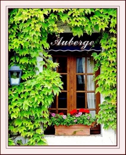 """фото """"««AUBERGE...««"""" метки: архитектура, путешествия, пейзаж, Европа"""