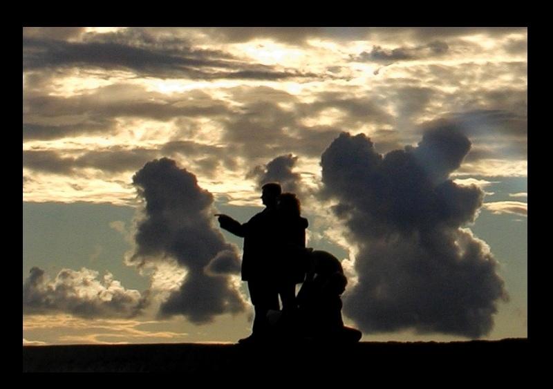 """фото """"shadows..."""" метки: пейзаж, облака"""