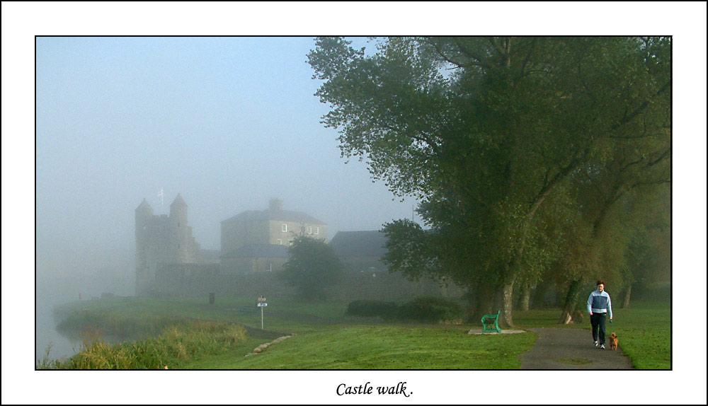 """фото """"Castle in the Mist"""" метки: пейзаж, осень"""