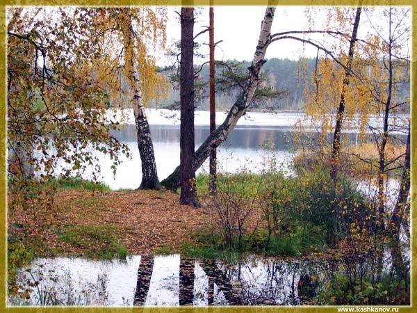 """фото """"Осень на Святом озере"""" метки: пейзаж, вода, осень"""