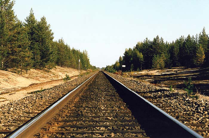 """фото """"Railroad"""" метки: пейзаж,"""
