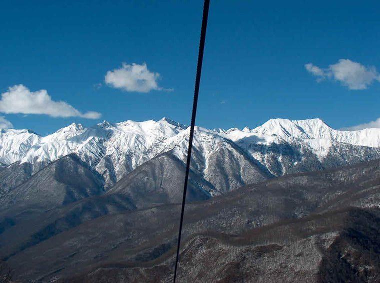 """фото """"Горы, горы, горы ..."""" метки: пейзаж, горы"""