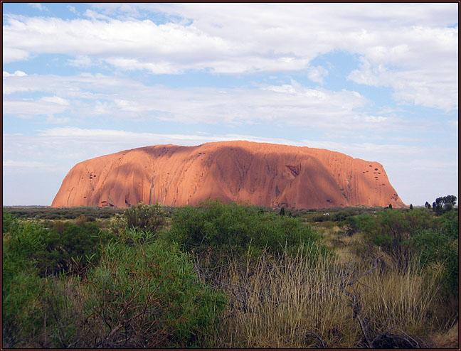"""фото """"Улуру"""" метки: путешествия, пейзаж, Австралия, горы"""