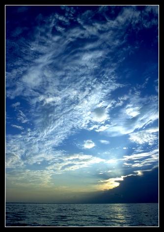 """фото """"Небесный Ланшафт"""" метки: пейзаж, вода, облака"""