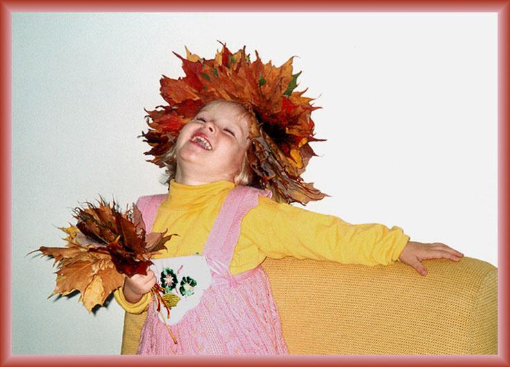 "фото ""Autumn mood"" метки: портрет, дети"