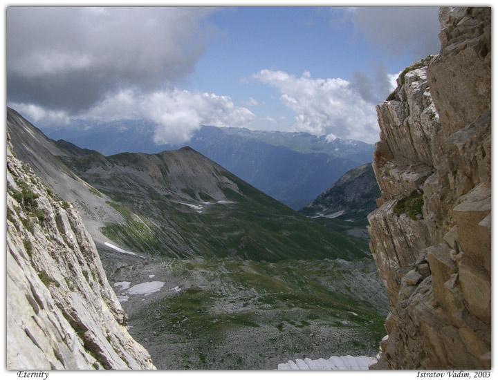 """фото """"Вечность"""" метки: пейзаж, горы"""