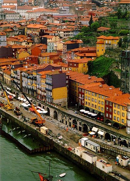 "фото ""Porto Colors #3"" метки: архитектура, пейзаж,"
