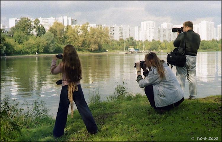 """фото """"Охота на уток"""" метки: репортаж,"""