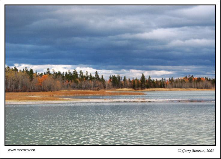 "фото ""Another fall in Cariboo"" метки: пейзаж, осень"
