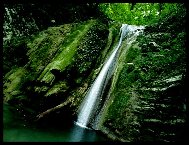 "фото ""Водопад / Мамедово Ущелье"" метки: пейзаж, путешествия, Европа"