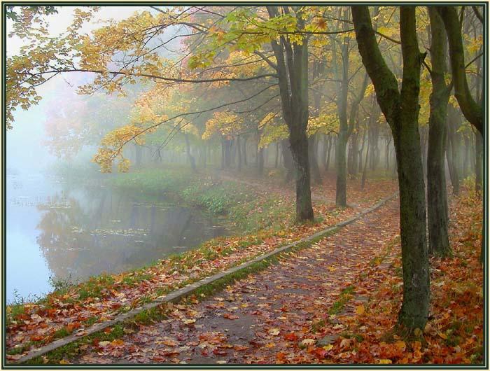 """фото """"Осенний вальс-бостон..."""" метки: пейзаж, осень"""