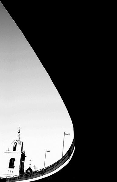 """фото """"Православный ИН-И-Янь"""" метки: архитектура, пейзаж,"""
