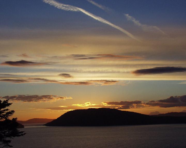 "фото ""Sundown"" метки: пейзаж, закат"