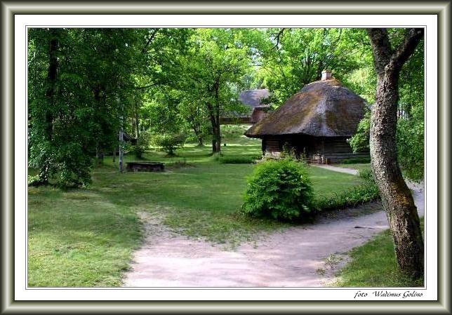 """фото """"Деревня прошлого века."""" метки: пейзаж, природа, лето"""