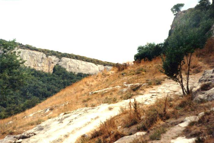 "фото ""Бахчисарай 2"" метки: пейзаж, горы, лето"