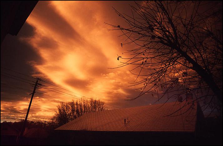 "photo ""Twin Peaks #2"" tags: travel, architecture, landscape, North America"