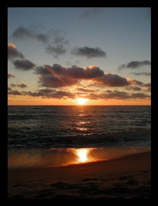 """фото """"In the mirrow of the water ..."""" метки: пейзаж, закат"""