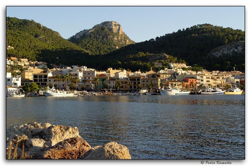 """фото """"Port D`Andratx"""" метки: архитектура, путешествия, пейзаж, Европа"""