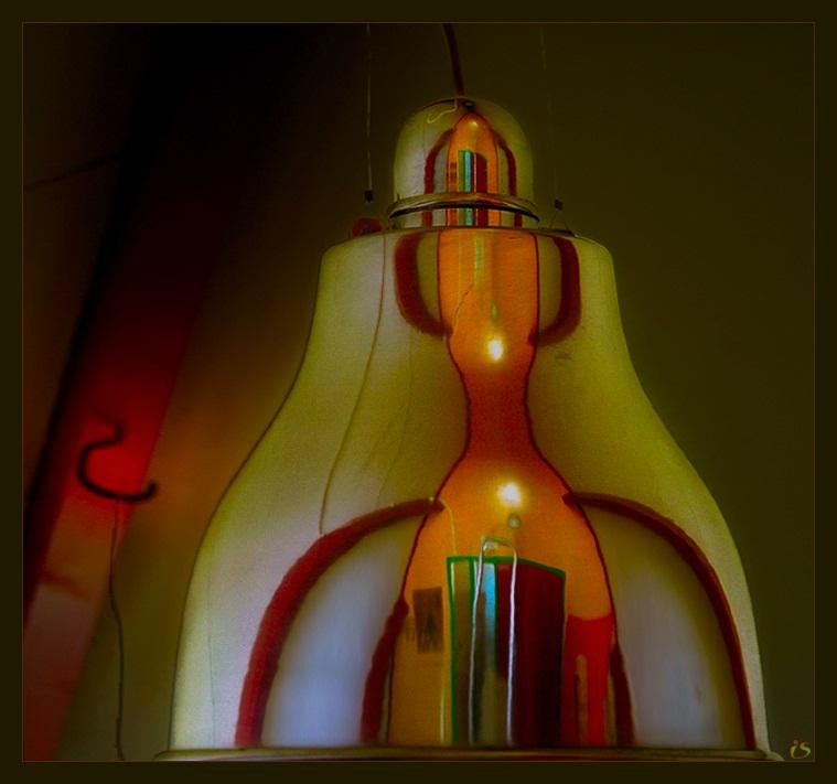 """фото """"Оптимистичная лампа с лёгким суицидным уклоном."""" метки: натюрморт,"""