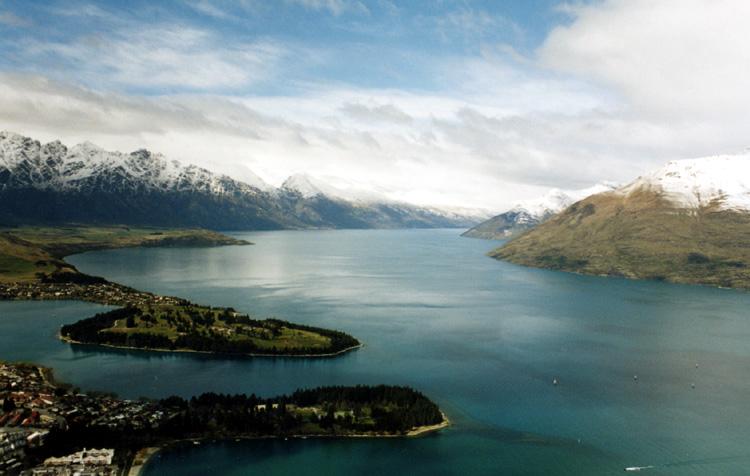 """фото """"с высоты птичьего полета"""" метки: пейзаж, вода, горы"""
