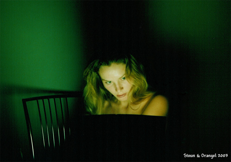 "фото ""Beauty in the dark"" метки: портрет, жанр, женщина"