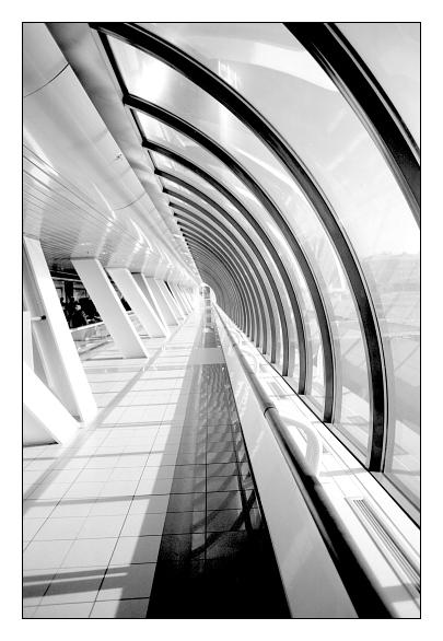"фото ""Кутузовский Мост"" метки: архитектура, черно-белые, пейзаж,"