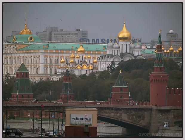 """фото """"Москва златоглавая"""" метки: архитектура, разное, пейзаж,"""